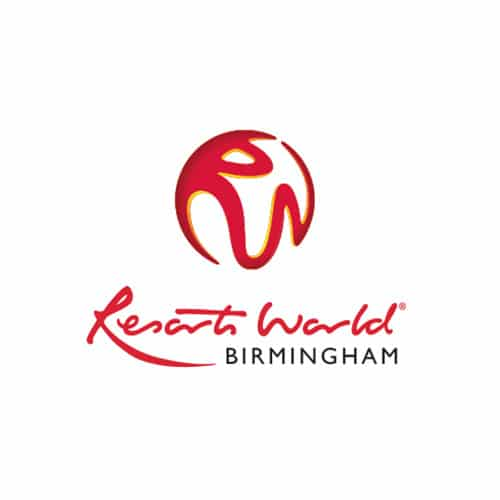 Resorts World Birmingham Logo