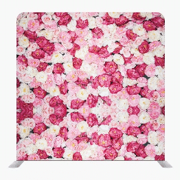 Flower Background for Photo Booth Prints